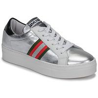 鞋子 女士 球鞋基本款 Meline GETSET 银色
