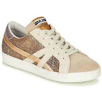 鞋子 女士 球鞋基本款 Meline GALLI 金色