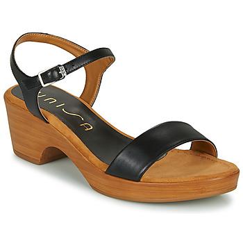 鞋子 女士 凉鞋 Unisa IRITA 黑色