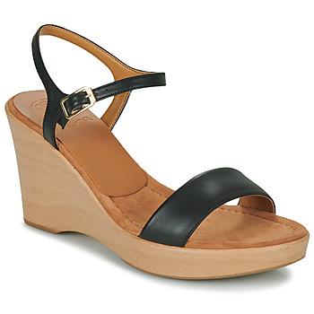 鞋子 女士 凉鞋 Unisa RITA 黑色