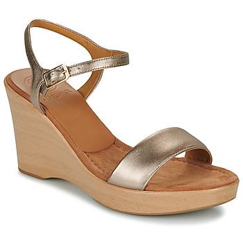 鞋子 女士 凉鞋 Unisa RITA 银灰色