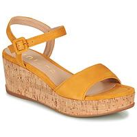 鞋子 女士 凉鞋 Unisa KOME 黄色