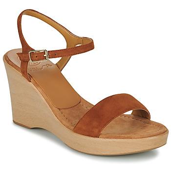 鞋子 女士 凉鞋 Unisa RITA 棕色