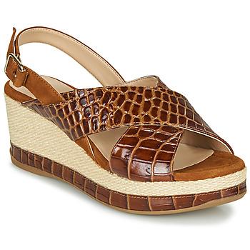 鞋子 女士 凉鞋 Unisa KASTRO 驼色