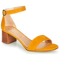 鞋子 女士 凉鞋 Unisa GELETE 黄色