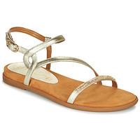 鞋子 女士 凉鞋 Unisa CLARIS 金色