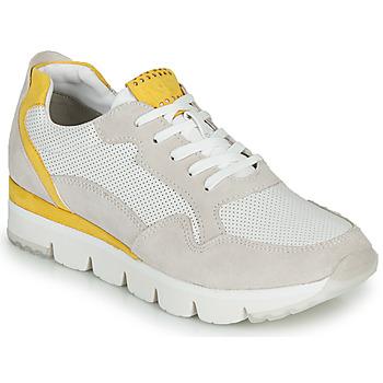 鞋子 女士 球鞋基本款 Marco Tozzi 2-23754 白色 / 黄色