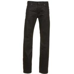 衣服 男士 直筒牛仔裤 G-Star Raw ATTAC STRAIGHT 黑色