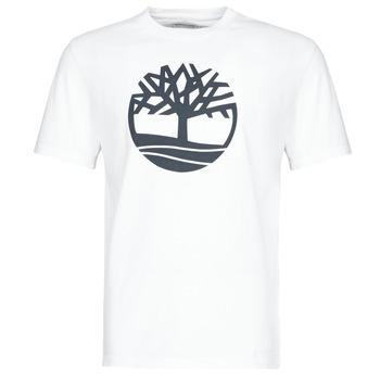 衣服 男士 短袖体恤 Timberland 添柏岚 SS KENNEBEC RIVER BRAND TREE TEE 白色