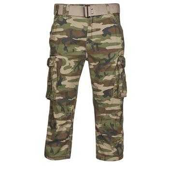 衣服 男士 短裤&百慕大短裤 Schott TR RANGER 51 卡其色