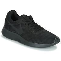 鞋子 男士 球鞋基本款 Nike 耐克 TANJUN 黑色