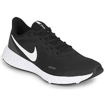 鞋子 男士 多项运动 Nike 耐克 REVOLUTION 5 黑色 / 白色