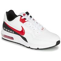 鞋子 男士 球鞋基本款 Nike 耐克 AIR MAX LTD 3 白色 / 黑色 / 红色