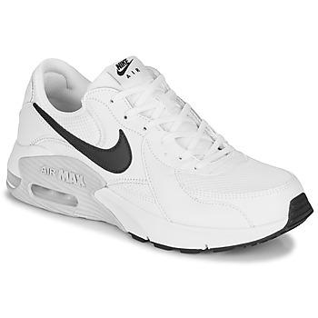 鞋子 男士 球鞋基本款 Nike 耐克 AIR MAX EXCEE 白色 / 黑色