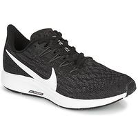 鞋子 女士 跑鞋 Nike 耐克 ZOOM PEGASUS 36 黑色 / 白色