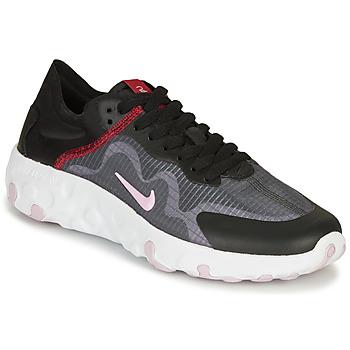 鞋子 女士 球鞋基本款 Nike 耐克 RENEW LUCENT 黑色 / 白色