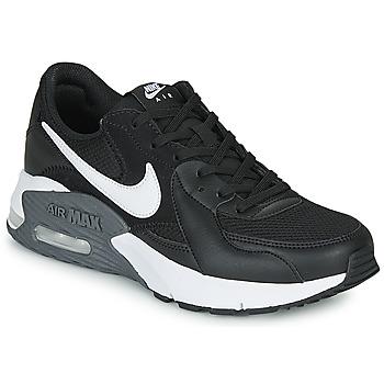 鞋子 女士 球鞋基本款 Nike 耐克 AIR MAX EXCEE 黑色 / 白色