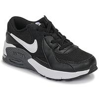 鞋子 儿童 球鞋基本款 Nike 耐克 AIR MAX EXCEE PS 黑色 / 白色