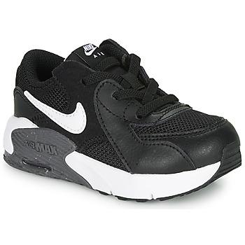鞋子 儿童 球鞋基本款 Nike 耐克 AIR MAX EXCEE TD 黑色 / 白色