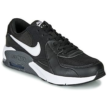 鞋子 儿童 球鞋基本款 Nike 耐克 AIR MAX EXCEE GS 黑色 / 白色