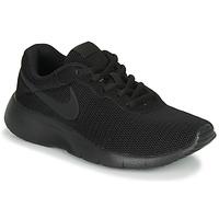 鞋子 儿童 球鞋基本款 Nike 耐克 TANJUN GS 黑色