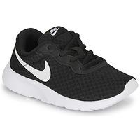 鞋子 兒童 球鞋基本款 Nike 耐克 TANJUN PS 黑色 / 白色