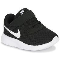 鞋子 儿童 球鞋基本款 Nike 耐克 TANJUN TD 黑色 / 白色