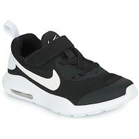 鞋子 儿童 球鞋基本款 Nike 耐克 AIR MAX OKETO PS 黑色 / 白色