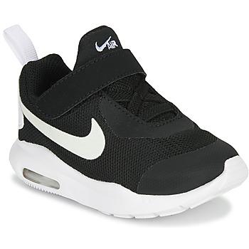 鞋子 儿童 球鞋基本款 Nike 耐克 AIR MAX OKETO TD 黑色 / 白色