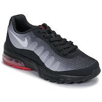 鞋子 儿童 球鞋基本款 Nike 耐克 AIR MAX INVIGOR GS 黑色 / 红色