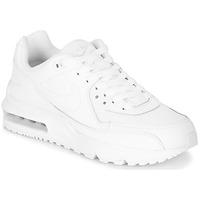 鞋子 儿童 球鞋基本款 Nike 耐克 AIR MAX WRIGHT GS 白色