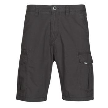 衣服 男士 短裤&百慕大短裤 Volcom MITER II CARGO SHORT 黑色