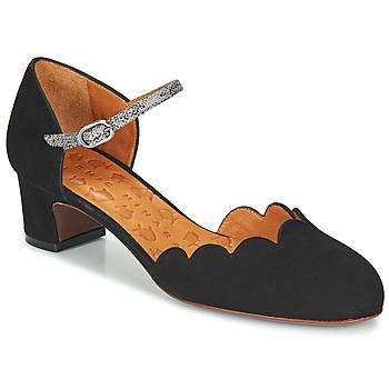 鞋子 女士 高跟鞋 Chie Mihara UKUMA 黑色