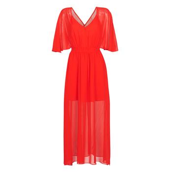 衣服 女士 长裙 Naf Naf 娜芙娜芙 CAMILLE R1 红色