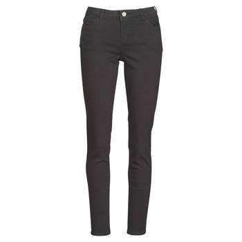 衣服 女士 多口袋裤子 Morgan PETRA 黑色