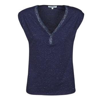 衣服 女士 短袖体恤 Morgan DMAYA 海蓝色
