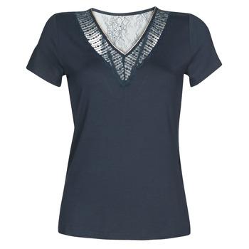 衣服 女士 短袖体恤 Morgan DOHAN 海蓝色