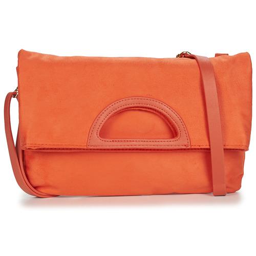 包 女士 斜挎包 André RAPHAELLE 橙色