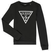 衣服 女孩 卫衣 Guess GABOR 黑色