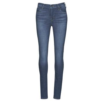 衣服 女士 牛仔铅笔裤 Levi's 李维斯 720 HIRISE SUPER SKINNY Echo / 风暴