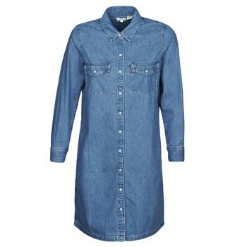 衣服 女士 短裙 Levi's 李维斯 SELMA DRESS 蓝色