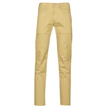 衣服 男士 紧身牛仔裤 Levi's 李维斯 511 SLIM FIT 米色