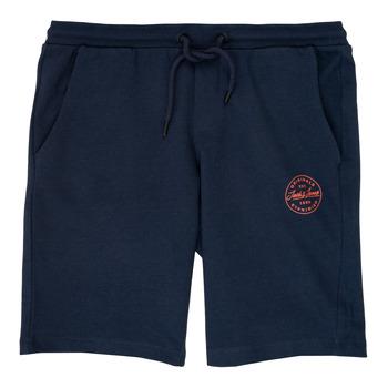 衣服 男孩 短裤&百慕大短裤 Jack & Jones 杰克琼斯 JJISHARK 海蓝色