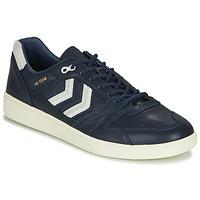鞋子 男士 球鞋基本款 Hummel HB TEAM CREST 蓝色