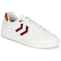 鞋子 男士 球鞋基本款 Hummel HB TEAM CREST 白色