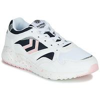 鞋子 女士 球鞋基本款 Hummel EDMONTON 白色