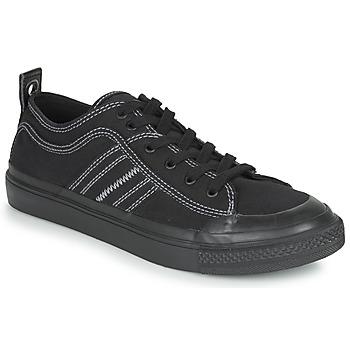 鞋子 男士 球鞋基本款 Diesel 迪赛尔 S-ASTICO LOW 黑色 / 白色