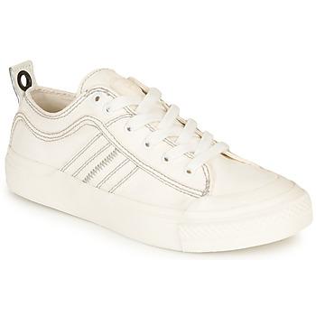 鞋子 女士 球鞋基本款 Diesel 迪赛尔 S-ASTICO LOW LACE W 白色