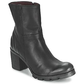 鞋子 女士 短靴 BKR LOLA 黑色