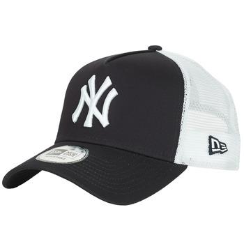 纺织配件 鸭舌帽 New-Era CLEAN TRUCKER NEW YORK YANKEES 海蓝色 / 白色